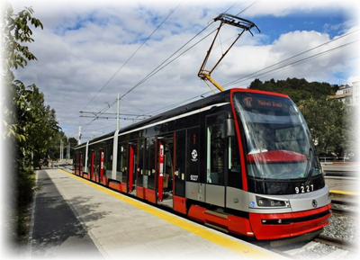 Ostrava will have new trams for 200 persons