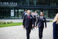 Ostrava's Mayor meets investors to forge closer links