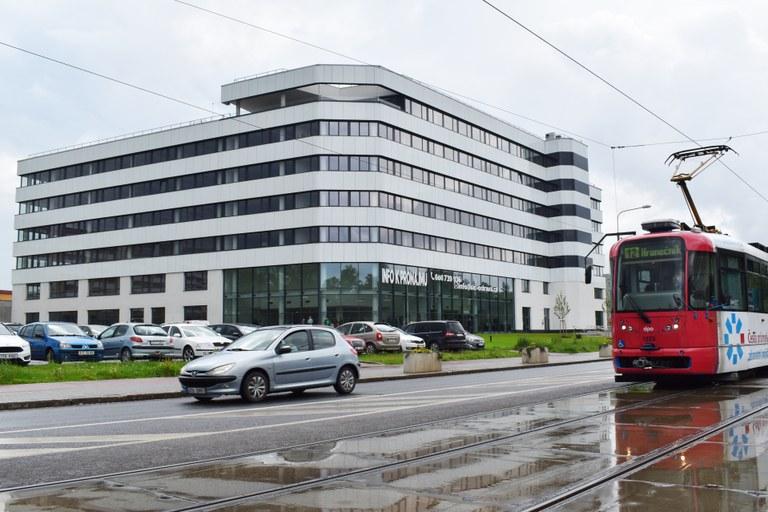 Ostrava's Smart Innovation Centre opens