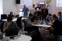 The first hackathon of the Moravian-Silesian Region showed clever solutions in transport