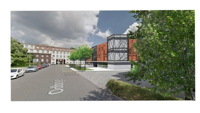 The first of Ostrava's planned parking garages is set to become a reality