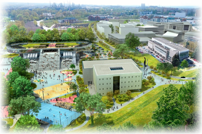 The university facility for Ostrava worth a billion CZK