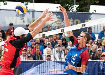 World Beach Volleyball returns to Ostrava